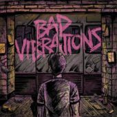 A Day To Remember - Bad Vibrations - CD-Cover