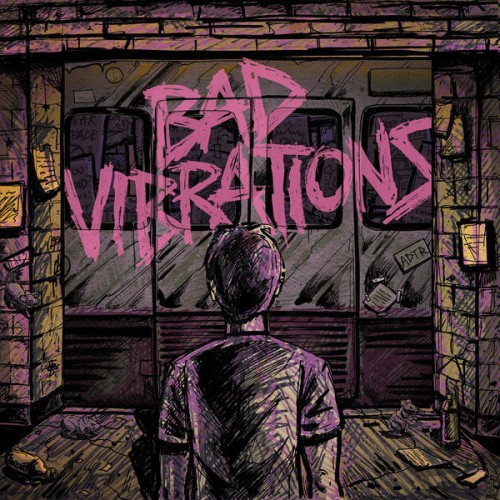 A Day To Remember - Bad Vibrations - Cover