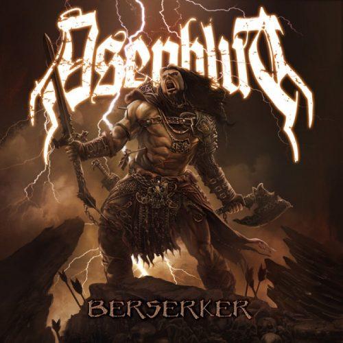 Asenblut - Berserker - Cover