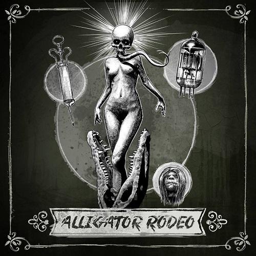 Alligator Rodeo - Alligator Rodeo - Cover