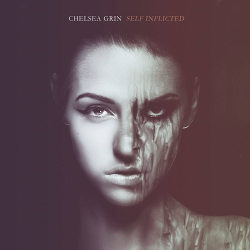 Chelsea Grin - Self Inflicted (-) - Cover