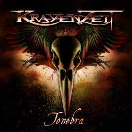 Krayenzeit - Tenebra - Cover