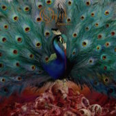Opeth - Sorceress - CD-Cover