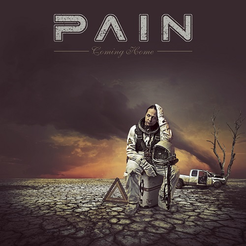 Pain - Coming Home - Cover