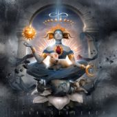Devin Townsend Project - Transcendence - CD-Cover
