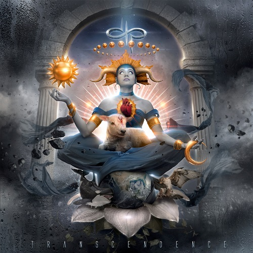 Devin Townsend Project - Transcendence - Cover