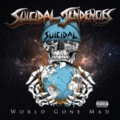Suicidal Tendencies - World Gone Mad - CD-Cover