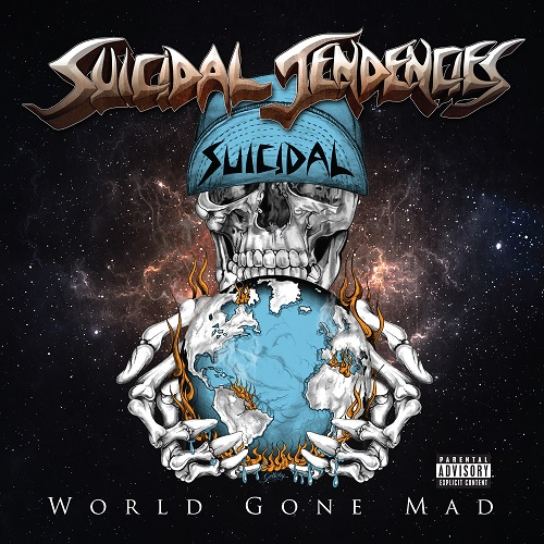 Suicidal Tendencies - World Gone Mad - Cover
