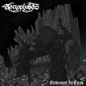 Astrophobos - Enthroned In Flesh (EP) - CD-Cover