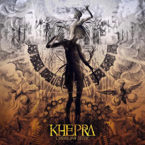 Khepra - Cosmology Divine - Cover