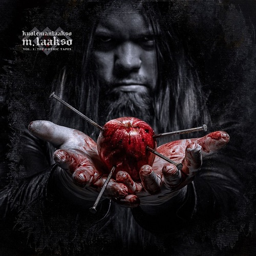 Kuolemanlaakso - M. Laakso – Vol 1: The Gothic Tapes - Cover