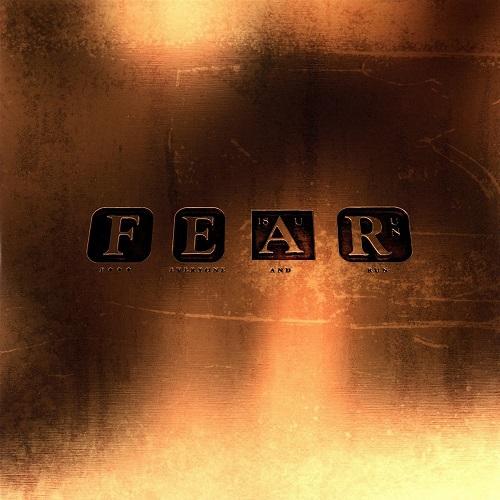 Marillion - F.E.A.R. - Cover
