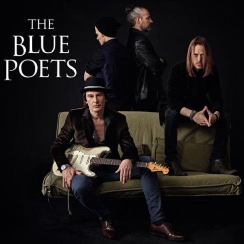 The Blue Poets - The Blue Poets - Cover