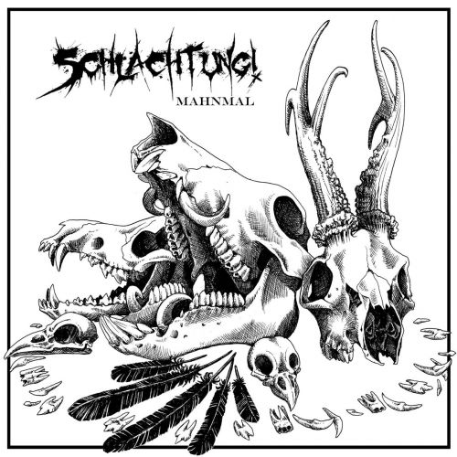 Schlachtung - Mahnmal - Cover