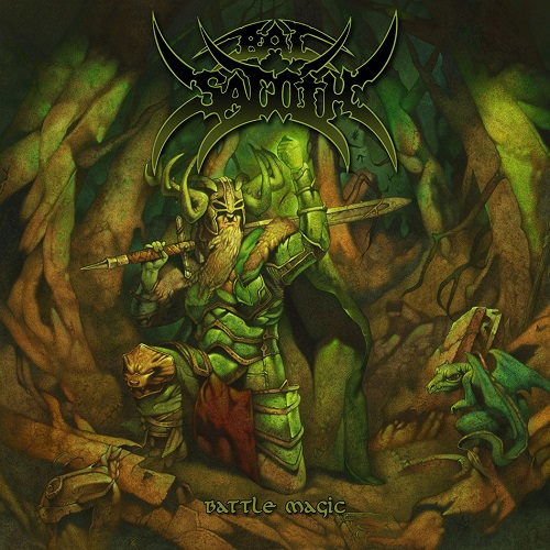 Bal-Sagoth - Battle Magic (Re-Release) - Cover