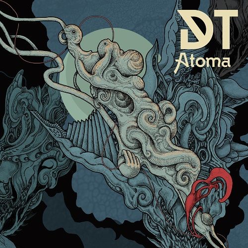 Dark Tranquillity - Atoma - Cover