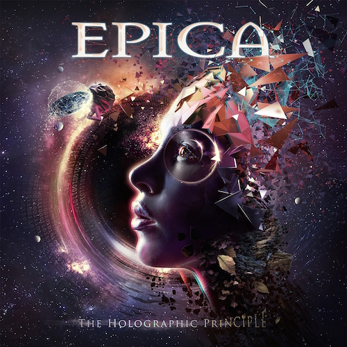 Epica - The Holographic Principle - Cover