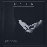 Cover - Karg – Weltenasche
