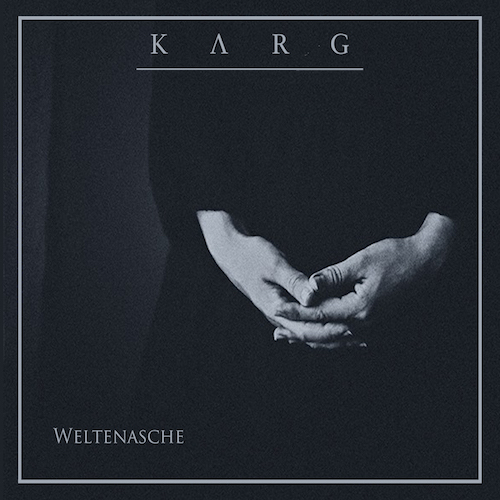 Karg - Weltenasche - Cover
