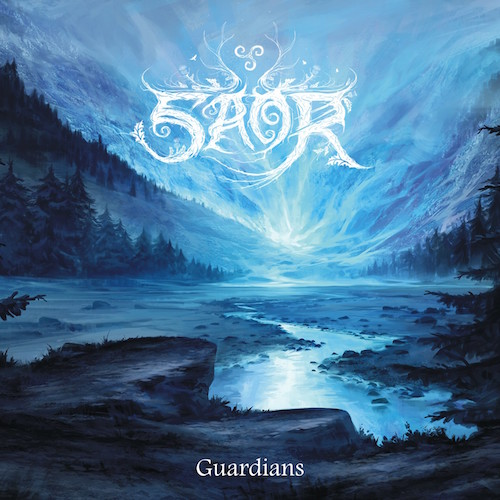 Saor - Guardians - Cover