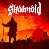 Skálmöld - Vögguvísur Yggdrasils - CD-Cover