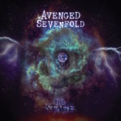 Avenged Sevenfold - The Stage - CD-Cover
