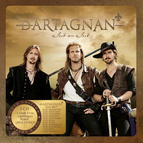 D'Artagnan - Seit an Seit - Cover