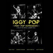 Iggy Pop - Post Pop Depression - Live At The Royal Albert Hall - CD-Cover