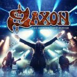 Cover - Saxon – Let Me Feel Your Power