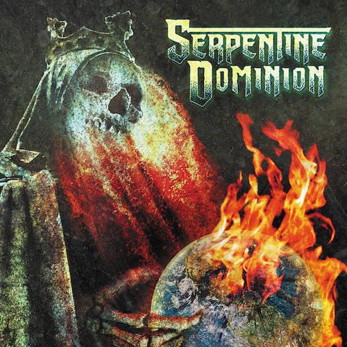 Serpentine Dominion - Serpentine Dominion - Cover