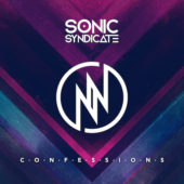 Sonic Syndicate - Confessions - CD-Cover