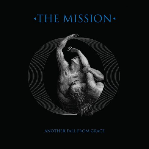 The Mission - Another Fall From Grace - Cover