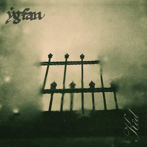 Ygfan - Köd (EP) - Cover