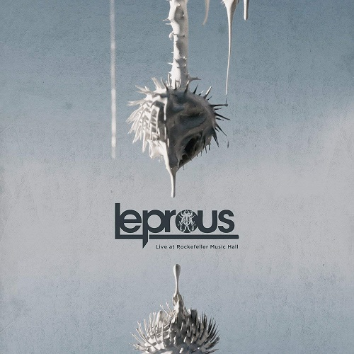 Leprous - Live At Rockefeller Music Hall - Cover