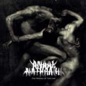 Anaal Nathrakh - The Whole Of The Law - CD-Cover