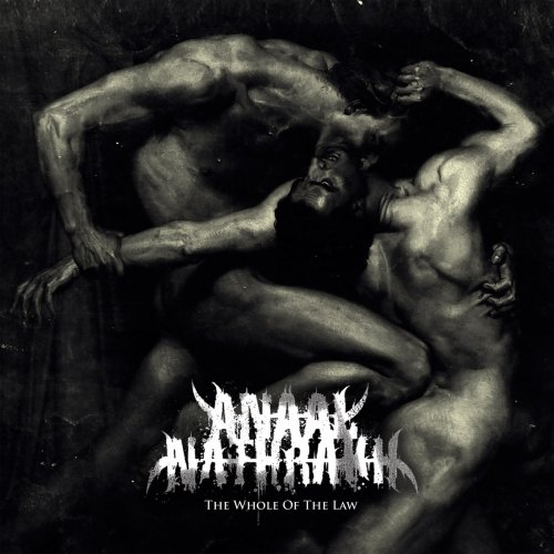 Anaal Nathrakh - The Whole Of The Law - Cover