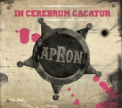 apRon - In Cerebrum Cacatur (EP) - Cover