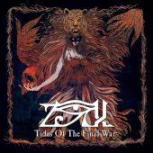 ZIX - Tides Of The Final War - CD-Cover