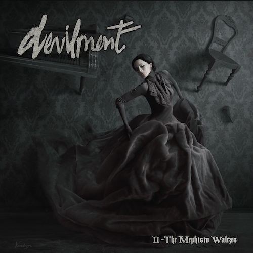Devilment - II - The Mephisto Waltzes - Cover