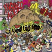 Insanity Alert - Moshburger - CD-Cover
