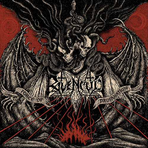 Ravencult - Force Of Profanation - Cover