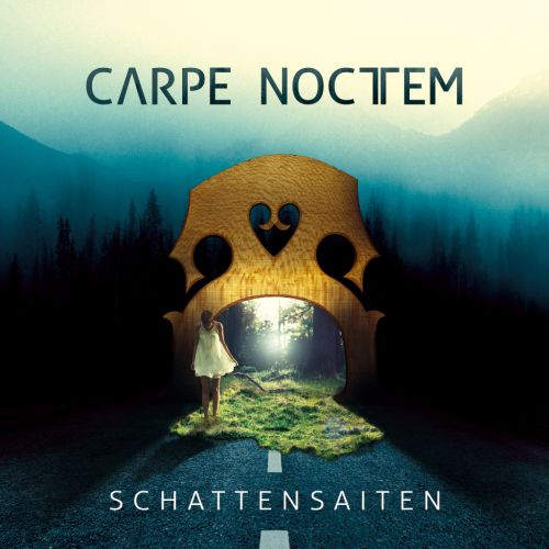 Carpe Noctem - Schattensaiten - Cover