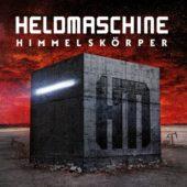 Heldmaschine - Himmelskörper - CD-Cover