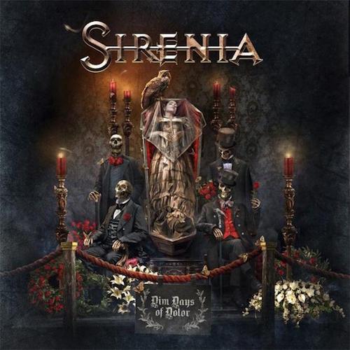 Sirenia - Dim Days Of Dolor - Cover