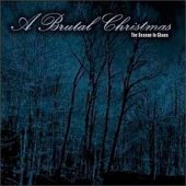 Various Artists - A Brutal Christmas - The Season In Chaos - CD-Cover