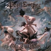 Pest Empire - Ode To Chaos - CD-Cover