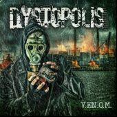 Dystopolis - V.EN.O.M. - CD-Cover