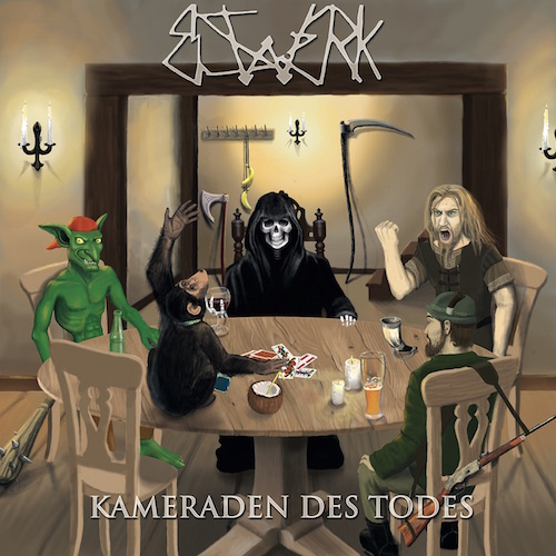 Eiswerk - Kameraden des Todes - Cover