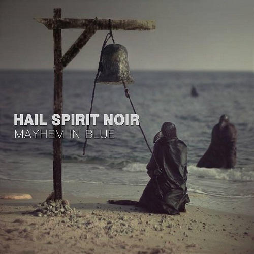 Hail Spirit Noir - Mayhem In Blue - Cover