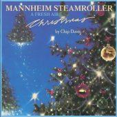 Mannheim Steamroller - A Fresh Aire Christmas - CD-Cover